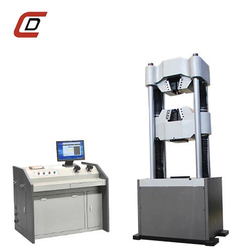 微机控制电液伺服钢绞线拉力试验机LAW-1000G