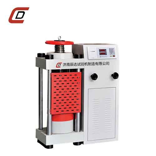 YE-2000数显式液压压力试验机