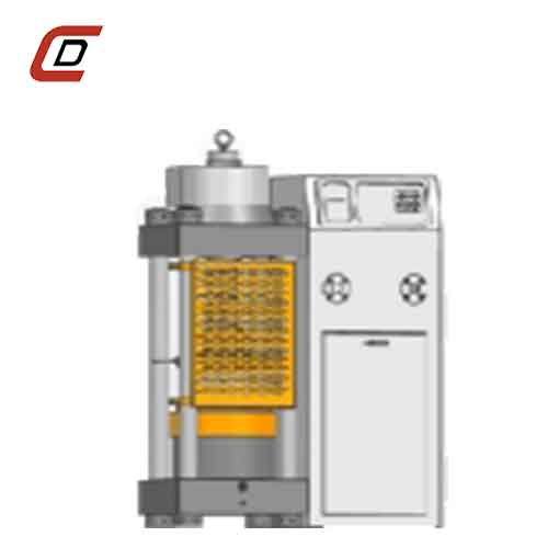 YE-3000D数显式压力试验机