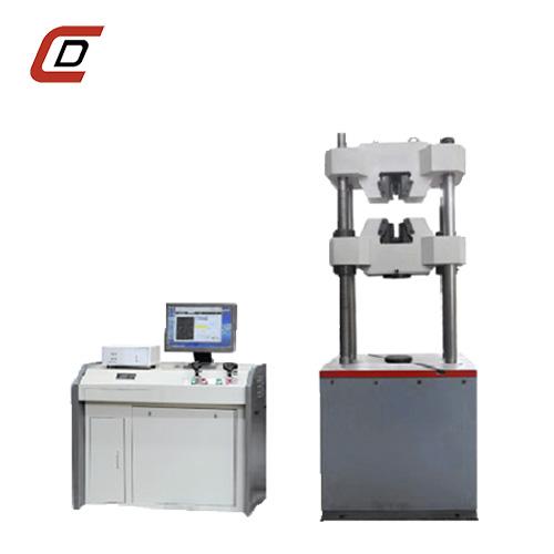 WAW-1000B型微机控制电液伺服液压式万能试验机