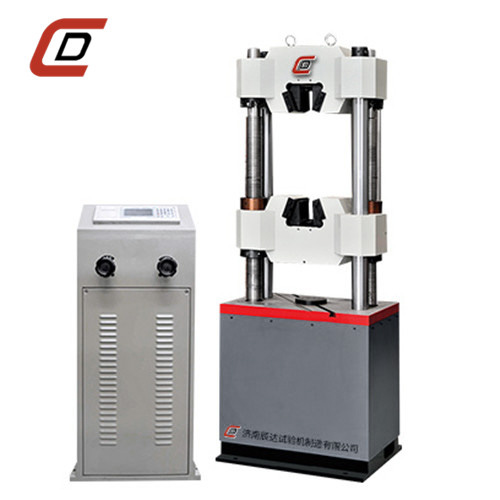 WE-100B电液式万能试验机