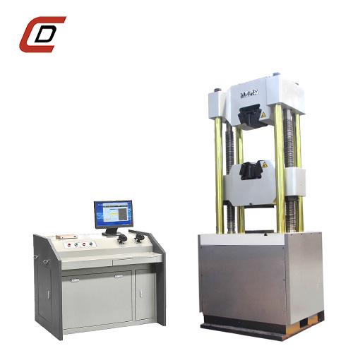WAW-600D微机控制电液伺服液压万能试验机