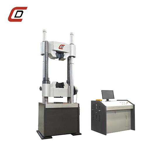 WAW-1000C型微机控制电液伺服液压式万能试验机