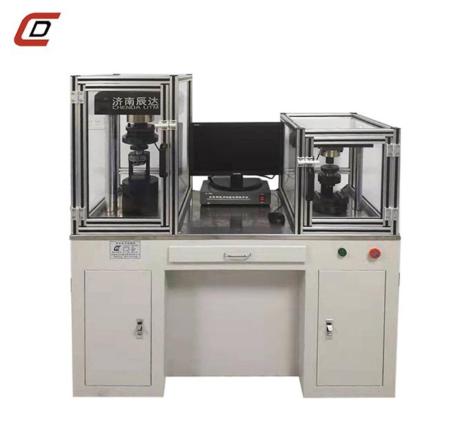 YES-300型电液式抗压抗折试验机