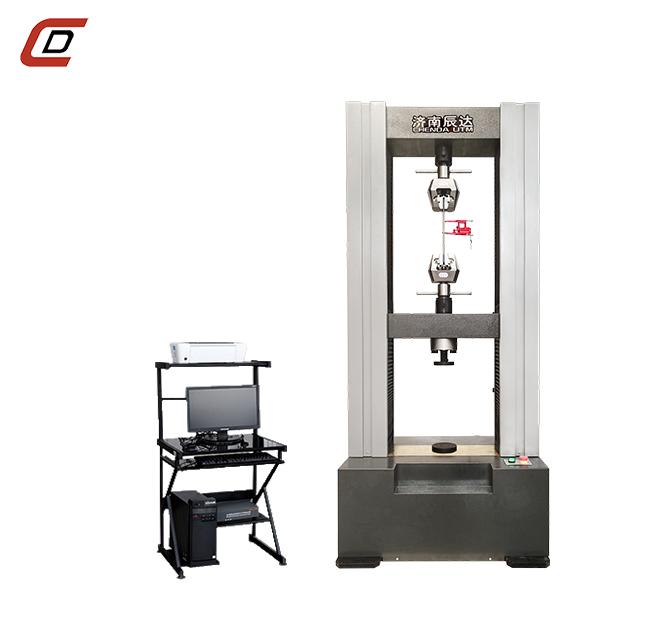 电子万能试验机的操作注意事项及步骤