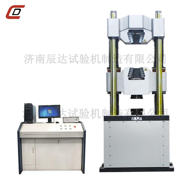 200吨微机控制电液伺服液压万能试验机